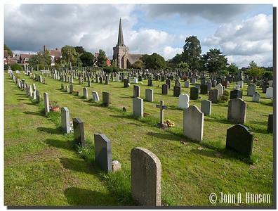 2397_J9201429-England : Holy Trinity Church, Cuckfield, West Sussex