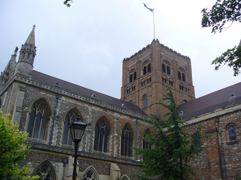 St. Albans Cathedral, England