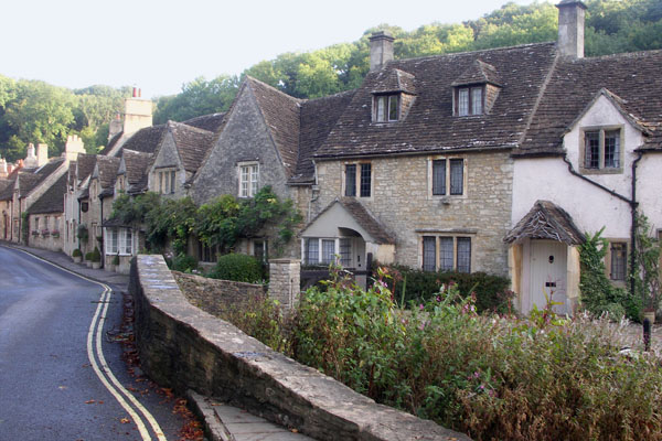 More cottages in Castle Combe