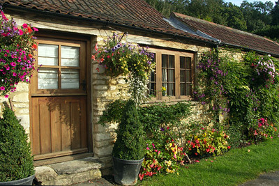 This is one of the prettiest cottages.