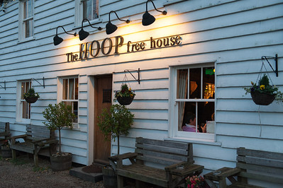 The Hoop Pub in Stock