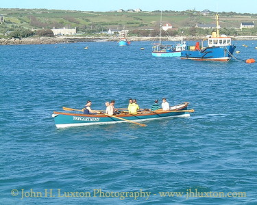 St Mary's, Isles of Scilly - April 22, 2000