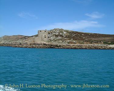 Tresco, Isles of Scilly - April 22, 2000