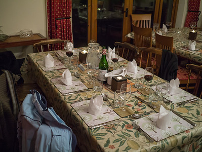 More photos of the tables