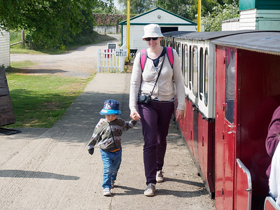 The Wells & Walsingham Light Railway