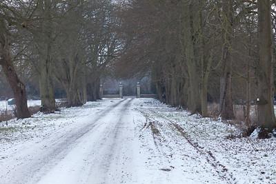 Snow, Midgham, Berks.