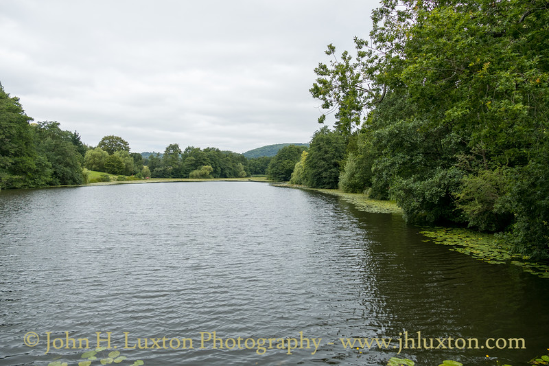 Witley Court, Worcestershire, England - July 15, 2021