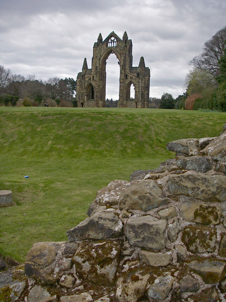 Guisborough Abbey