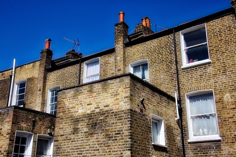 Rooftops - Camden