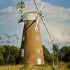 Windmill at Billingford near Diss, Norfolk, England