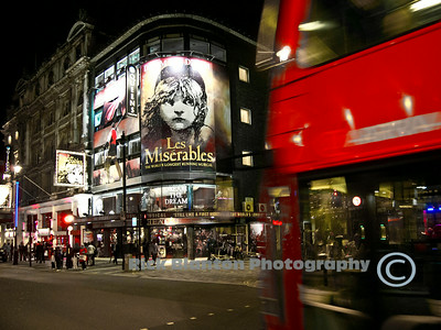 London's Theater District