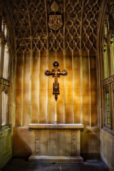Reflection - Bath Abbey