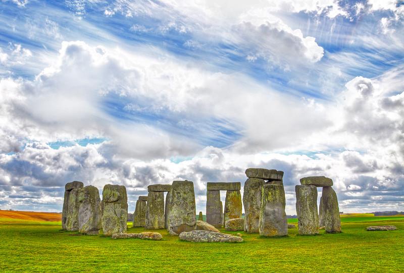 Stonehenge. 2016.