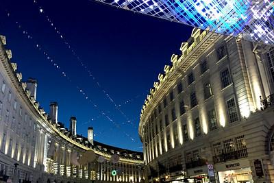 Regent Street, London's West End, City of Westminster, London, England