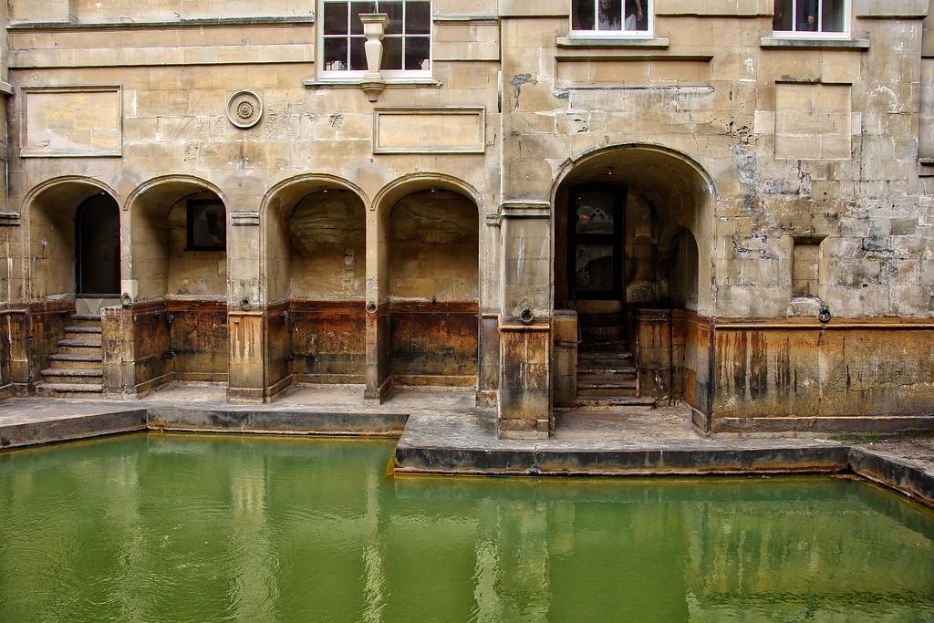 Roman Baths - 007