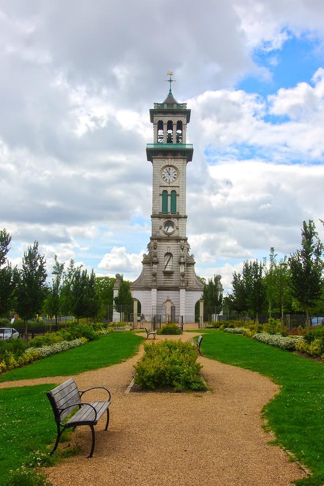 Camden Clock Tower
