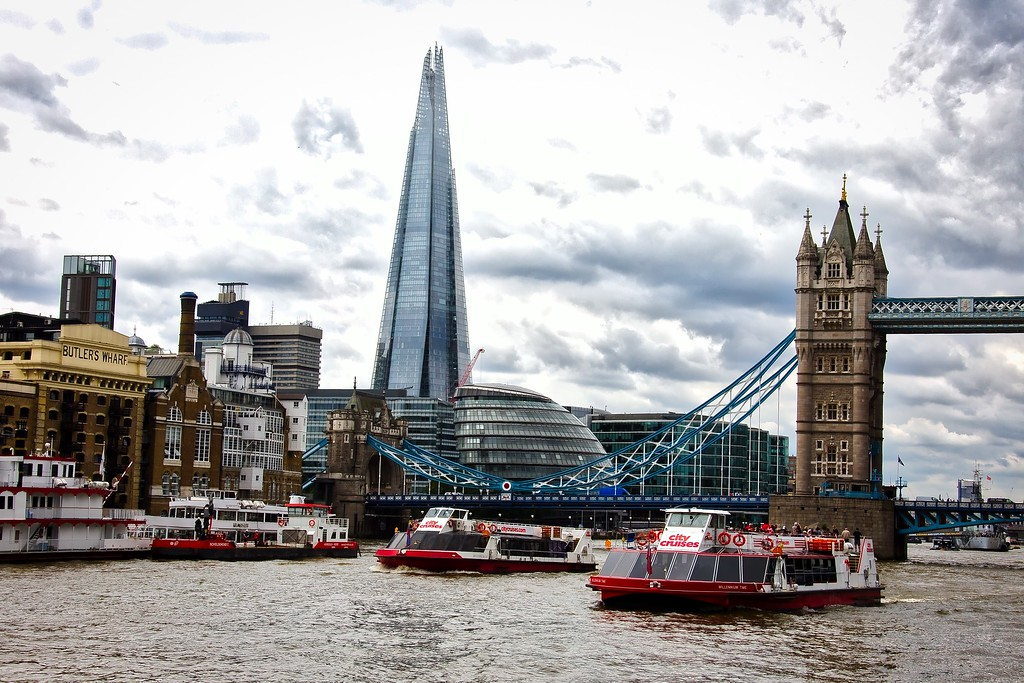 London - The Thames
