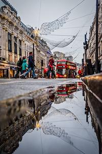 Regent Street in London.