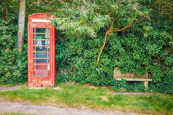 Dorset Phone Booth