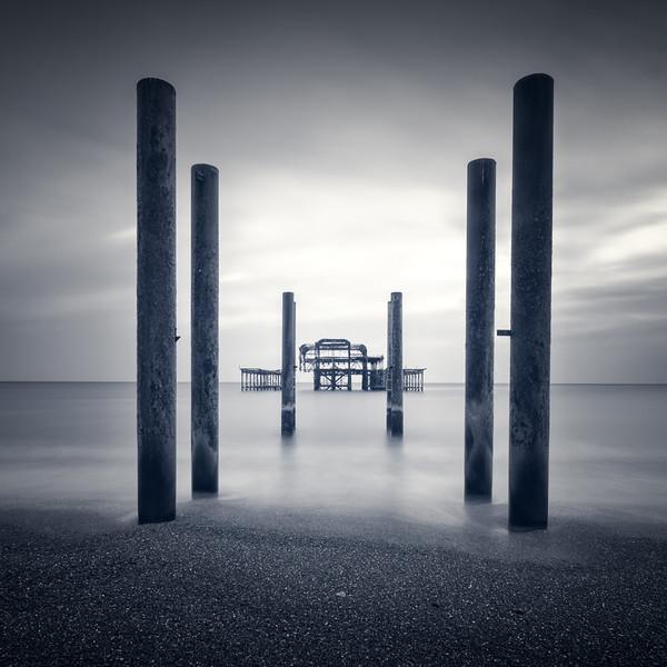Landmarks: Brighton West Pier