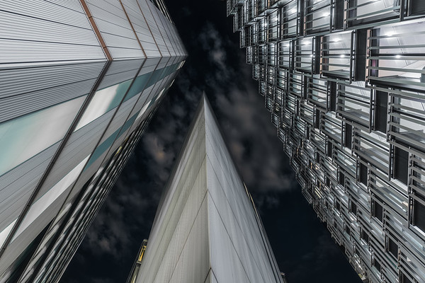 View from below