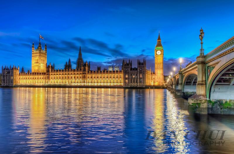 Blue Parliament