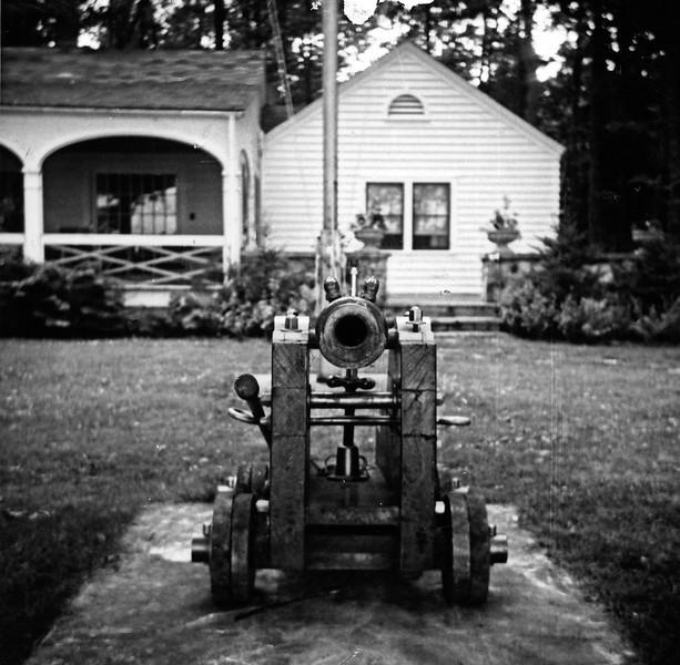 Gallion Cannon