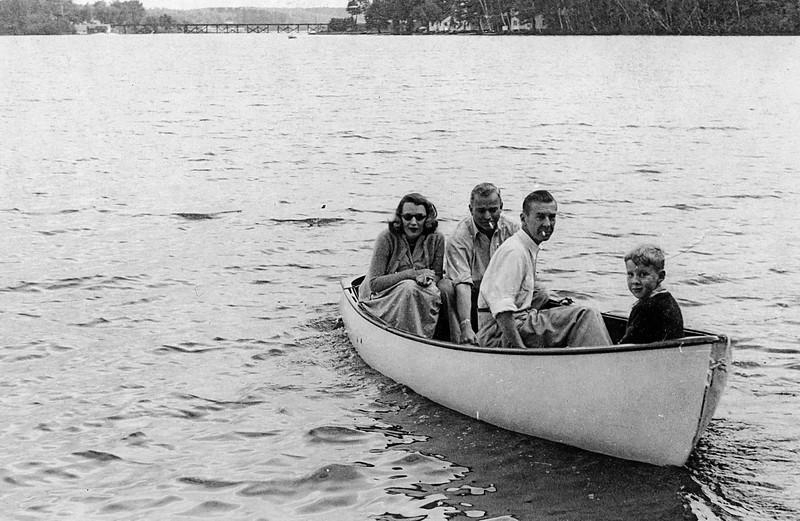 Dottie, Casey, Ed & Jack