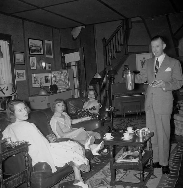 Dottie, Martha, Joan & Ed
