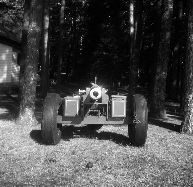 Chrome Cannon