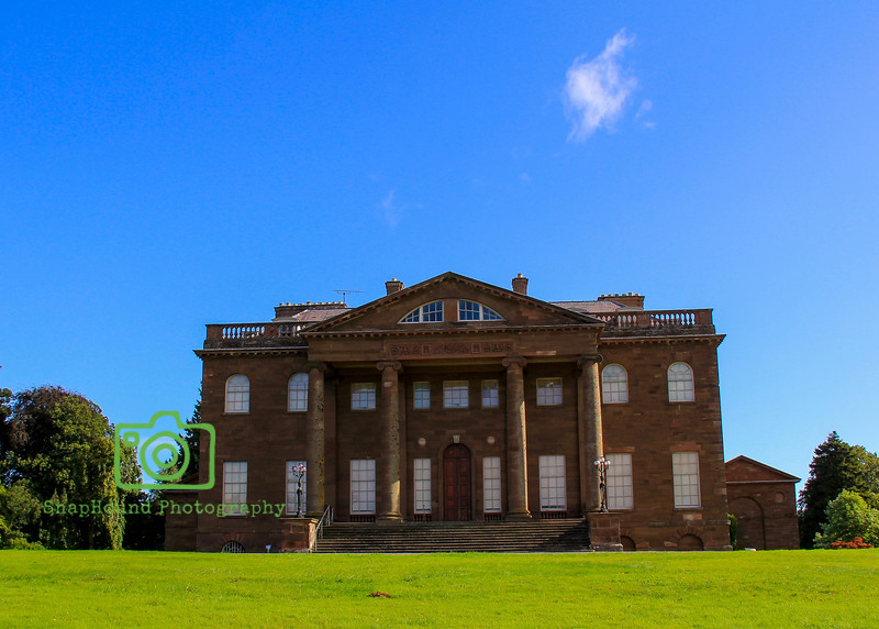 Berrington Hall, Herefordshire, England