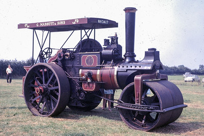 1971-07-11 Brixworth Traction Engine Rally