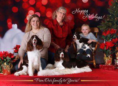 TCVESSA Holiday Photo Shoot