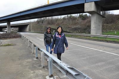 Rachel & Hemat walking the streets.jpg