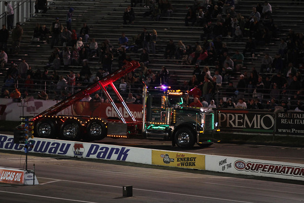 Diesel Truck Action