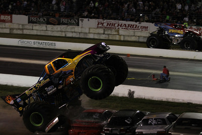 Monster Truck Action