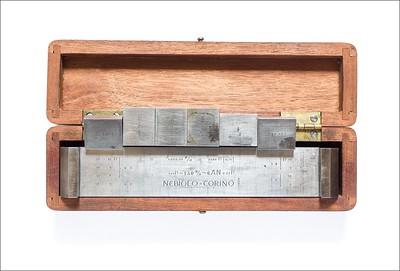 Blocks for tools calibration