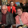 Eldon Ames and Cheryl Swanson (Staff Photo by BONNIE VCULEK)