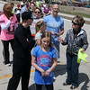 Individuals wait to register for Walk This Way 2013 Saturday, April 13, 2013. (Staff Photo by BONNIE VCULEK)