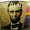 "A display of the exhibit, ""Lincoln, The constitution and the Civil War"" at the Cherokee Strip Regional Heritage Center Wednesday. The exhibit will run April 3 - May 16. (Staff Photo by BILLY HEFTON)"