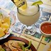 Signature margaritas and steak and chicken fajitas await a guest at La Fiesta Mexican Restaurant at 2709 W. Owen K. Garriott Tuesday, April 28, 2015. (Staff Photo by BONNIE VCULEK)