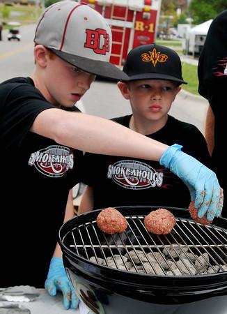 Pelagic Tank, LLC Kids Q (Staff Photo by BONNIE VCULEK)