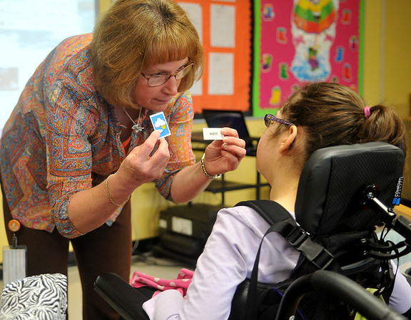 News Front: Special Education