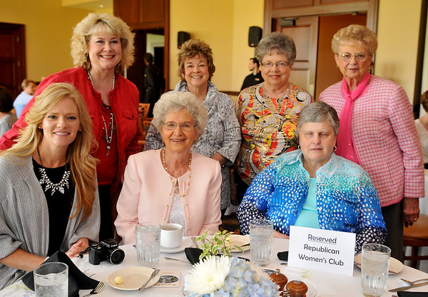Forget Me Not Luncheon