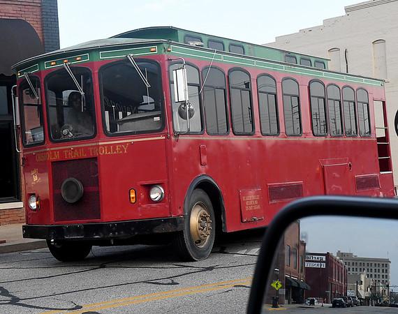 Chisholm Trail Trolley