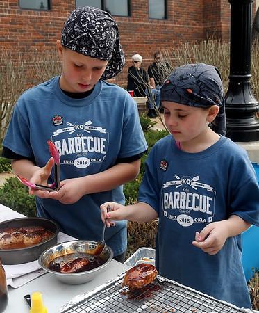 BBQ Kids Q