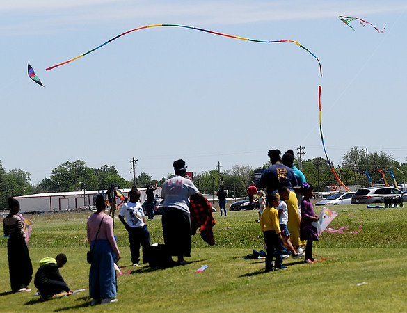 Kites Over Enid