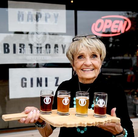 Gini Zaloudek's 80th Birthday