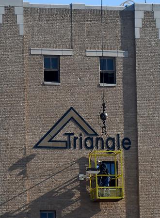 New Triangle Logo