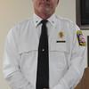 Enid Fire Chief Joe Jackson (Staff Photo by BONNIE VCULEK)